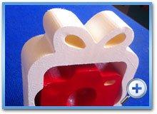 Муляж з пінополістиролу фрезерна порізка