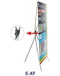 Сверхлегкий мобильный стенд «паук» E-XF